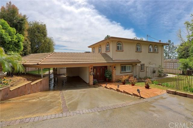 2100 Via Venado Street, La Canada Flintridge, CA 91011 (#BB19101986) :: Fred Sed Group