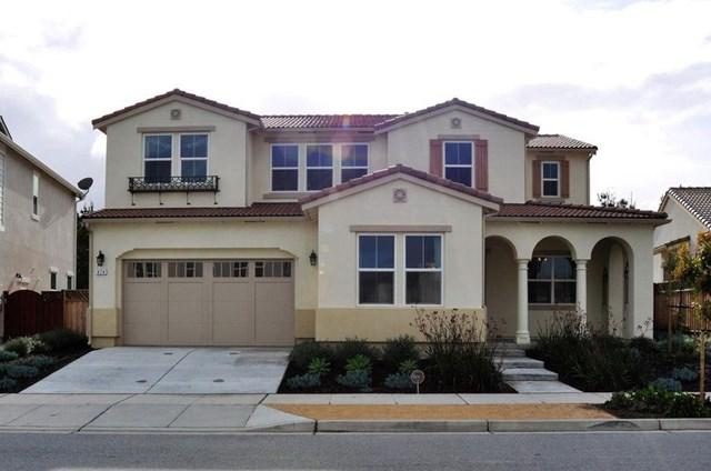 474 Logan Way, Outside Area (Inside Ca), CA 93933 (#ML81750210) :: Fred Sed Group