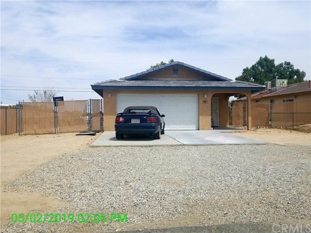 6657 Cahuilla Avenue, 29 Palms, CA 92277 (#JT19101702) :: Fred Sed Group