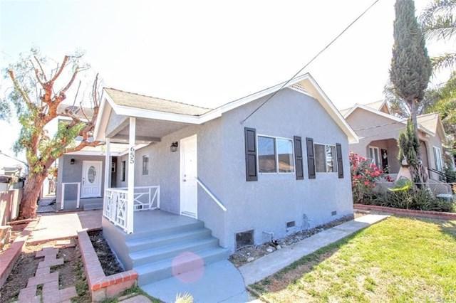 655 W Sepulveda Street, San Pedro, CA 90731 (#SB19103347) :: Fred Sed Group