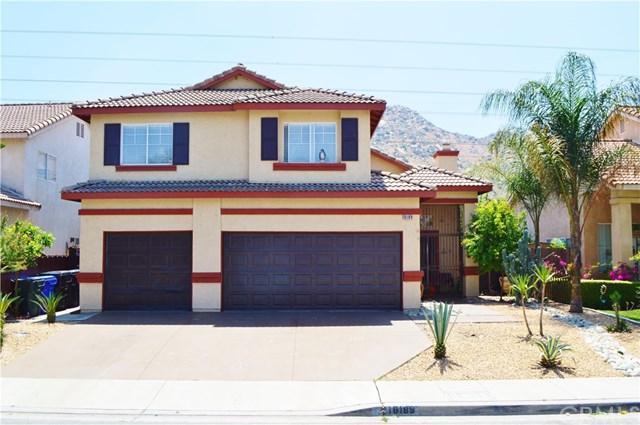 16189 Windcrest Dr, Fontana, CA 92337 (#CV19103618) :: Mainstreet Realtors®