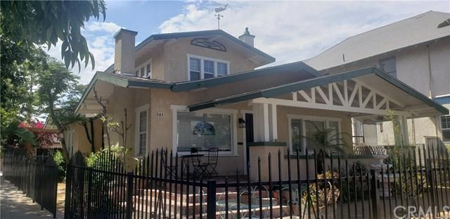 503 N Palos Verdes Street, San Pedro, CA 90731 (#SB19105032) :: Fred Sed Group