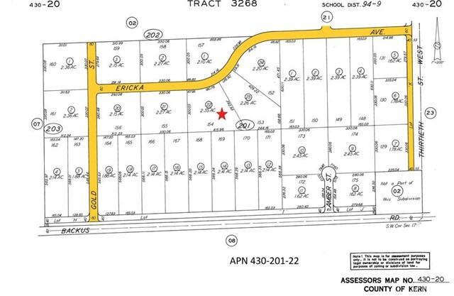 0 Ericka Avenue, Mojave, CA  (#OC19105405) :: Rogers Realty Group/Berkshire Hathaway HomeServices California Properties