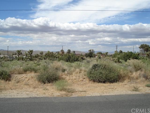 0 San Andreas Road, Yucca Valley, CA 92284 (#JT19104413) :: RE/MAX Empire Properties