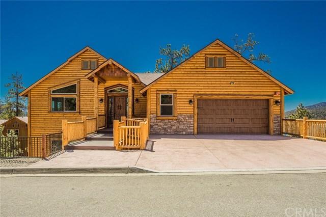 426 Eagle Lake Drive, Big Bear, CA 92315 (#PW19102658) :: Fred Sed Group