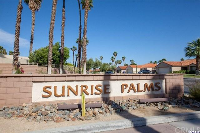 2880 Sunflower Circle, Palm Springs, CA 92262 (#319001810) :: Fred Sed Group