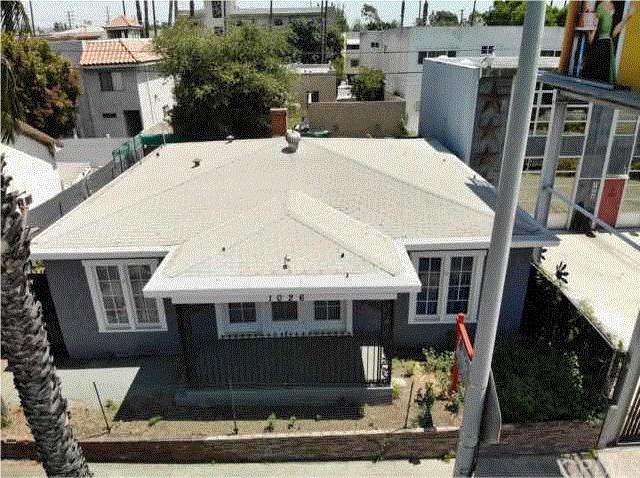1026 N Fairfax Avenue, West Hollywood, CA 90046 (MLS #DW19105865) :: Desert Area Homes For Sale