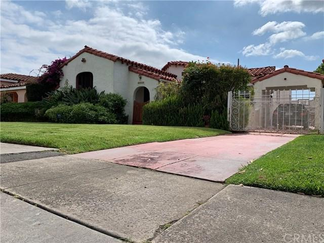8809 S 5th Avenue, Inglewood, CA 90305 (#PW19106259) :: Fred Sed Group