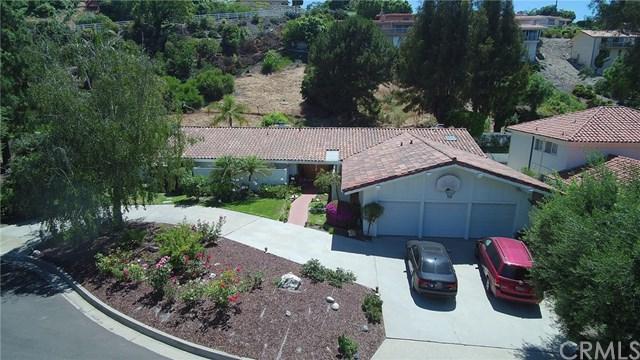 1657 Cataluna Place, Palos Verdes Estates, CA 90274 (#SB19106468) :: Fred Sed Group