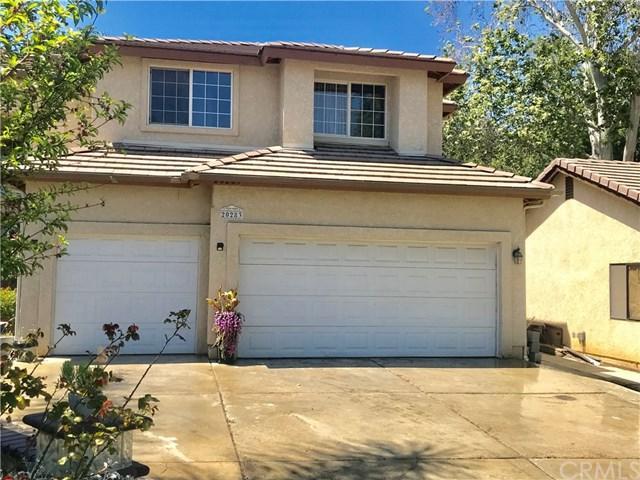 20283 Newton Street, Corona, CA 92881 (#OC19106764) :: Fred Sed Group