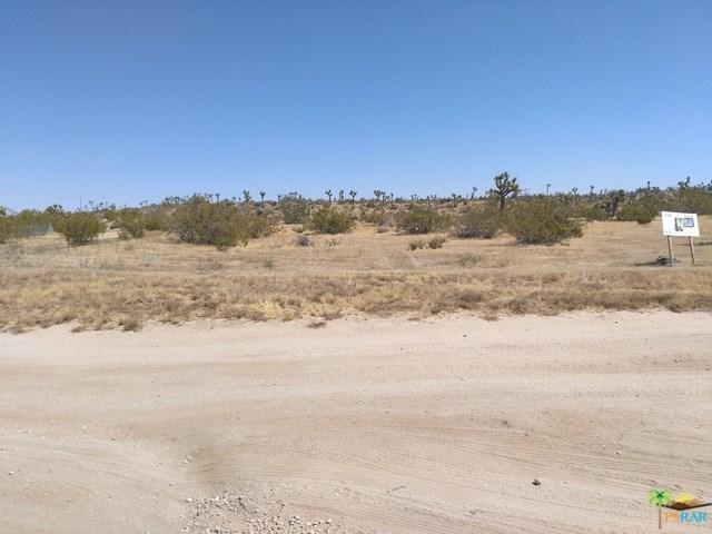 0 Sunflower, Yucca Valley, CA 92284 (#19463842PS) :: RE/MAX Masters