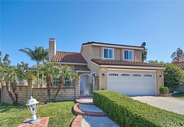 12951 Saratoga Place, Chino Hills, CA 91709 (#TR19106278) :: Mainstreet Realtors®