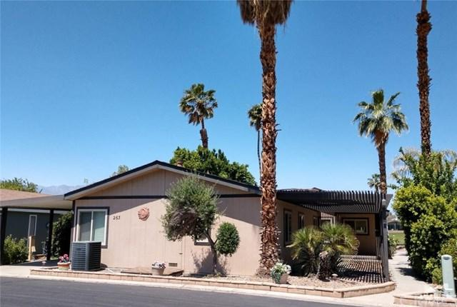73450 Country Club Drive #263, Palm Desert, CA 92260 (#219013541DA) :: Fred Sed Group