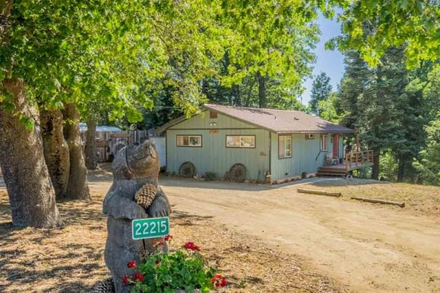 22215 Crestline Rd, Palomar Mountain, CA 92060 (#190025182) :: Fred Sed Group