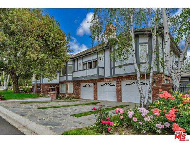1524 Windy Mountain Avenue, Westlake Village, CA 91362 (#19464190) :: Veléz & Associates