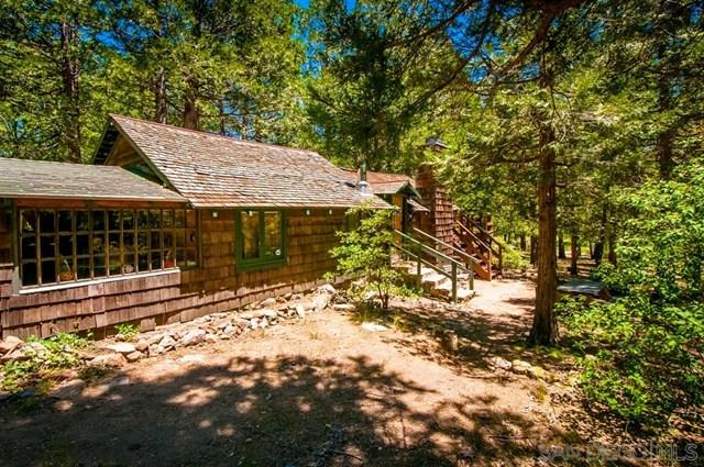 805 Burnt Rancheria Tract, Mount Laguna, CA 91948 (#190025400) :: Fred Sed Group