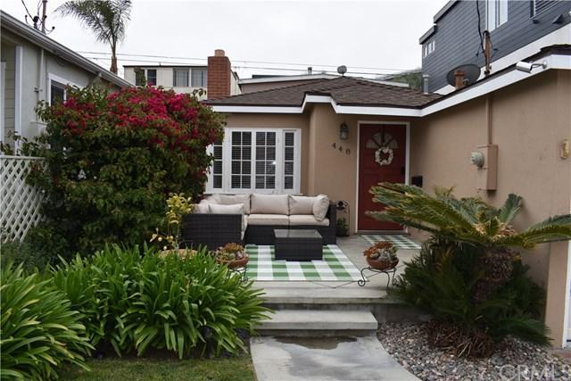 448 28th Street, Hermosa Beach, CA 90254 (#SB19104383) :: California Realty Experts