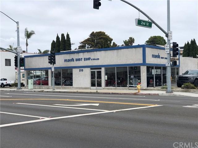 210 Pacific Coast, Hermosa Beach, CA 90254 (#SB19108640) :: Fred Sed Group