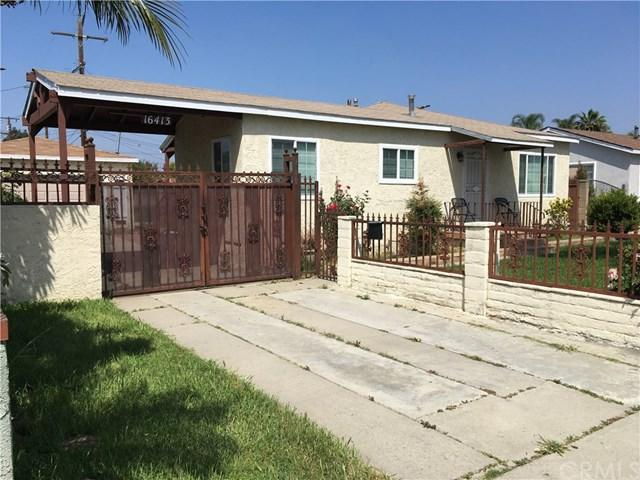 16413 Pimenta Avenue, Bellflower, CA 90706 (#RS19108673) :: The Marelly Group | Compass