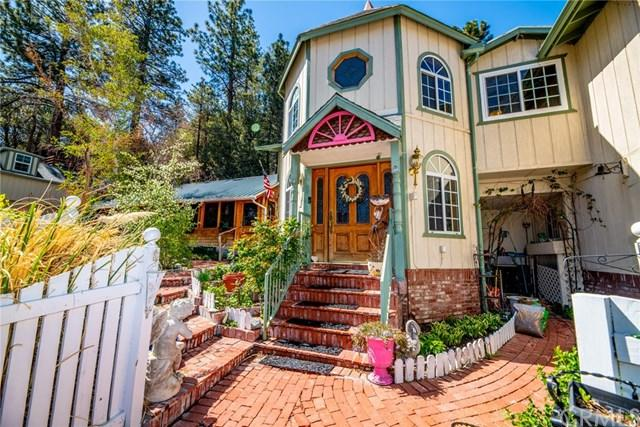 5194 Lone Pine Canyon Road, Wrightwood, CA 92397 (#IV19108695) :: Fred Sed Group