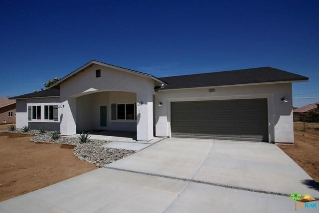 57846 Hidden Gold, Yucca Valley, CA 92284 (#19461924PS) :: RE/MAX Masters