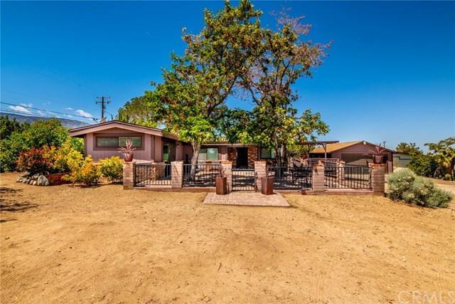 840 Juniper Road #289, Pinon Hills, CA 92372 (#IV19108789) :: Fred Sed Group
