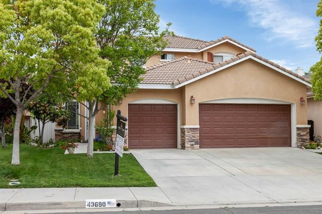 43690 Alcoba Dr, Temecula, CA 92592 (#190025560) :: Steele Canyon Realty