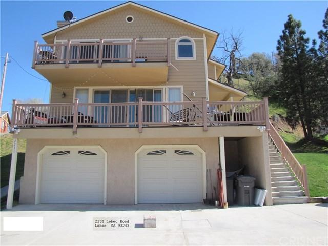 2231 Lebec Road, Lebec, CA 93243 (#SR19096451) :: Keller Williams Temecula / Riverside / Norco