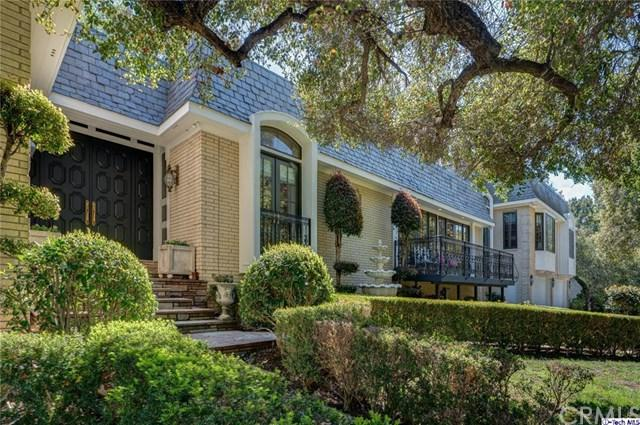 874 Highland Drive, La Canada Flintridge, CA 91011 (#319001863) :: Fred Sed Group