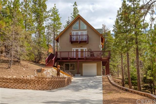733 Modoc Drive, Big Bear, CA 92315 (#PW19109372) :: Fred Sed Group