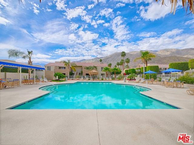 222 N Calle El Segundo #519, Palm Springs, CA 92262 (#19464780) :: Fred Sed Group