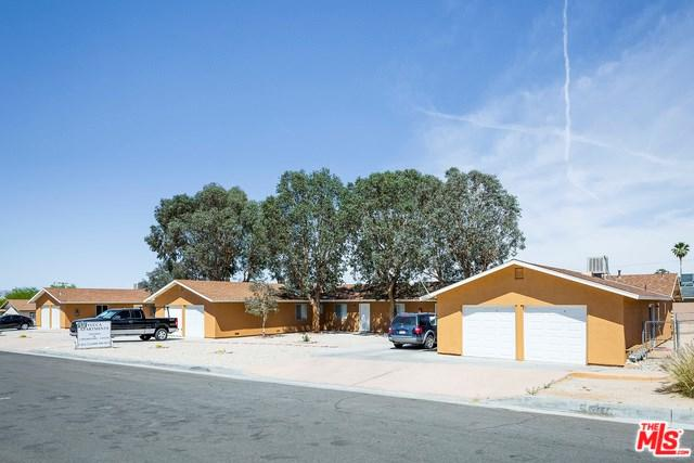 6321 Yucca Avenue, 29 Palms, CA 92277 (#19465374) :: Heller The Home Seller