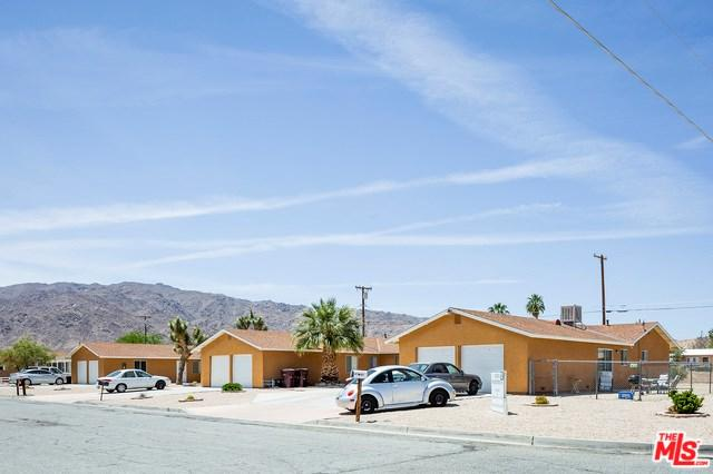 6424 Athol Avenue, 29 Palms, CA 92277 (#19465386) :: Heller The Home Seller