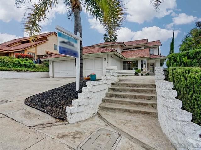 2533 Wind River Rd, El Cajon, CA 92019 (#190025778) :: Fred Sed Group