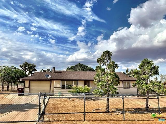 57846 Canterbury Street, Yucca Valley, CA 92284 (#19465454PS) :: RE/MAX Masters