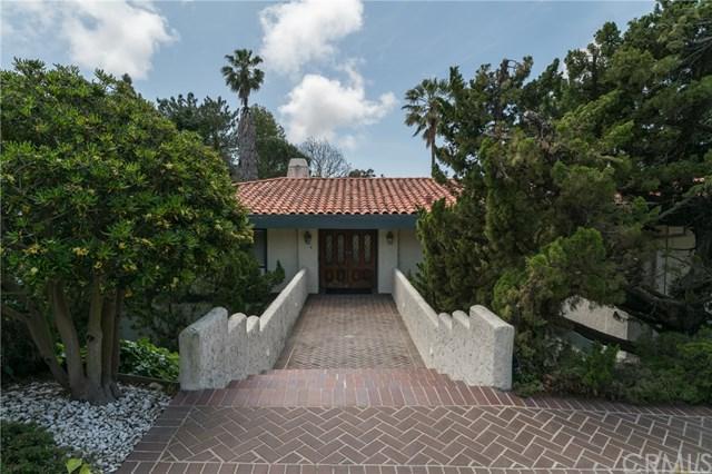 1309 Via Gabriel, Palos Verdes Estates, CA 90274 (#AR19109816) :: Fred Sed Group