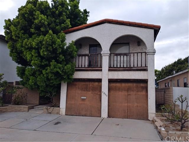 1011 2nd Street, Hermosa Beach, CA 90254 (#OC19110004) :: Angelique Koster
