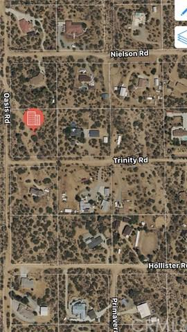 0 Oasis/Trinity, Pinon Hills, CA 92372 (#TR19098863) :: Fred Sed Group