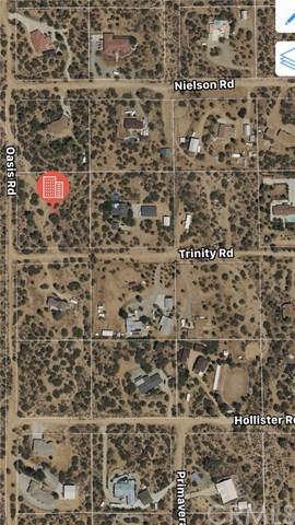 0 Oasis/Trinity, Pinon Hills, CA 92372 (#TR19098863) :: Keller Williams Temecula / Riverside / Norco