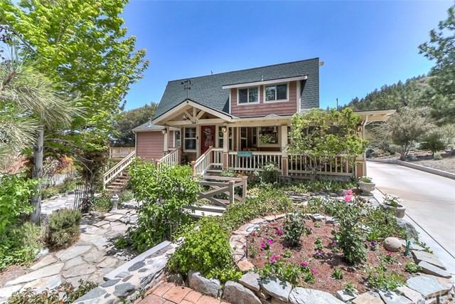 5254 Desert View Lane, Wrightwood, CA 92397 (#CV19108807) :: Fred Sed Group