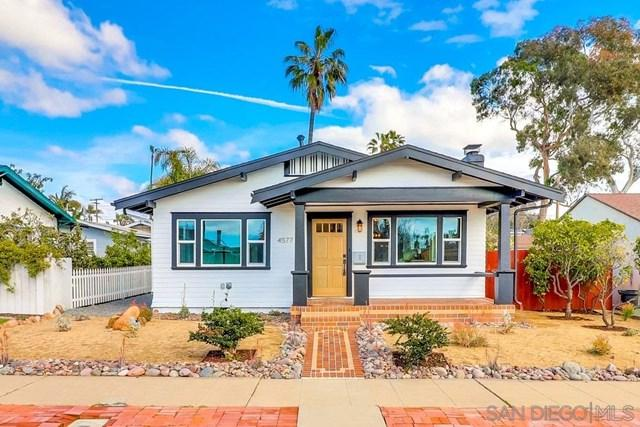 4577 New York St, San Diego, CA 92116 (#190025874) :: Fred Sed Group