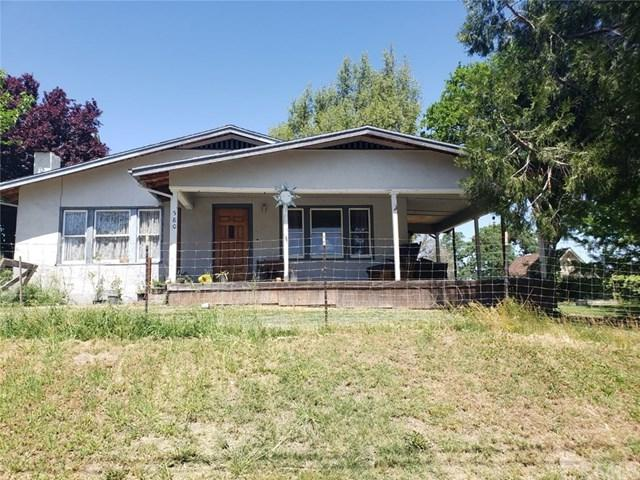 580 3rd Street, Lakeport, CA 95453 (#LC19110164) :: Fred Sed Group