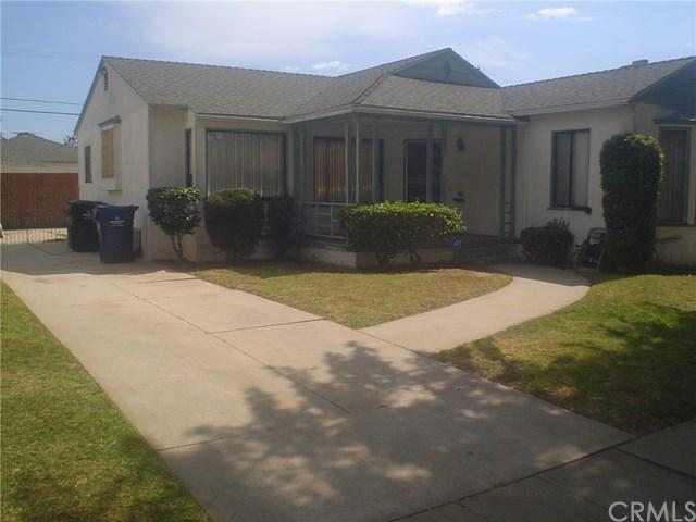 2730 W 95TH Street, Inglewood, CA 90305 (#SB19110275) :: Fred Sed Group