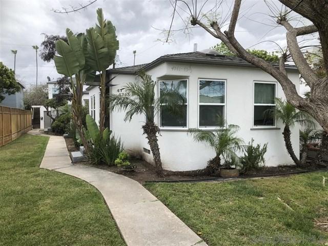 4741 Idaho Street, San Diego, CA 92116 (#190025926) :: Fred Sed Group