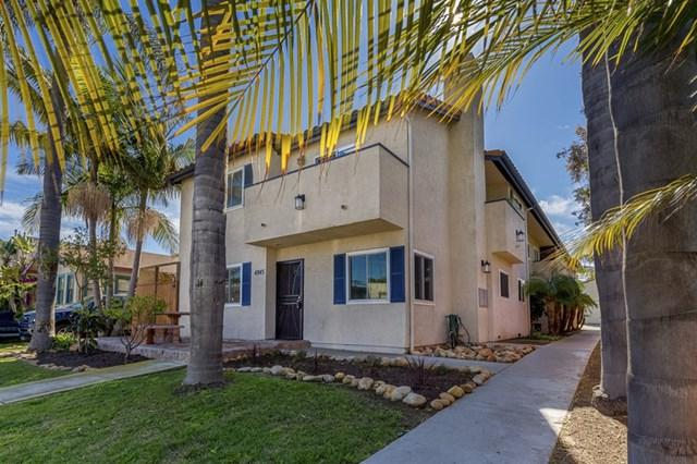 4845 Narragansett Ave #1, San Diego, CA 92107 (#190025947) :: Fred Sed Group