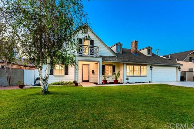819 E Lemon Avenue, Glendora, CA 91741 (#CV19109404) :: Allison James Estates and Homes
