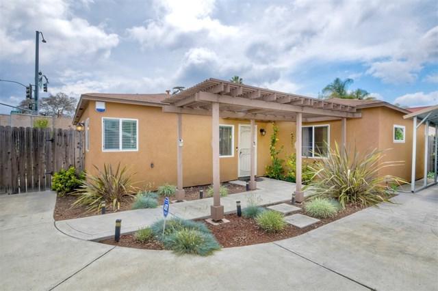7960 Palm St, Lemon Grove, CA 91945 (#190026023) :: Fred Sed Group