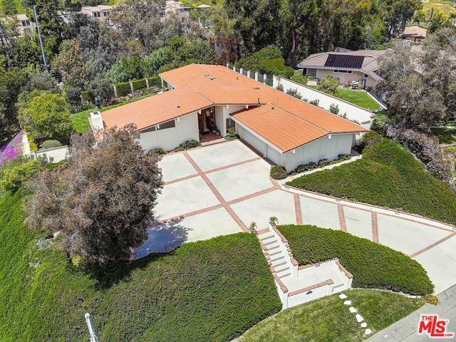5465 Middlecrest Road, Rancho Palos Verdes, CA 90275 (#19465646) :: Fred Sed Group