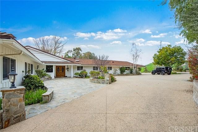 24930 Eldorado Meadow Road, Hidden Hills, CA 91302 (#SR19110390) :: Keller Williams Temecula / Riverside / Norco