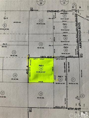 3rd Avenue, Blythe, CA 92225 (#219013991DA) :: Fred Sed Group